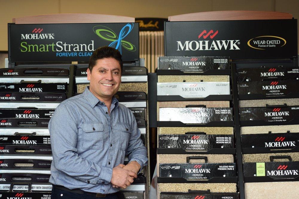 Miguel Barajas, Owner of Best Buy Floors