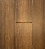 Bamboo Flooring Stranded Solid Brown Teragren Scratch Proof
