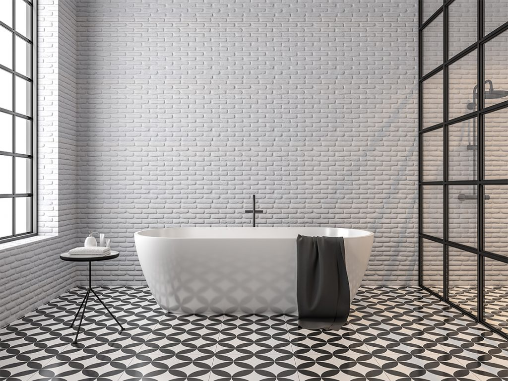 Bathroom Wall Tile Backsplash Pental Thompson