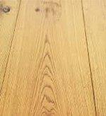 Hardwood with grain
